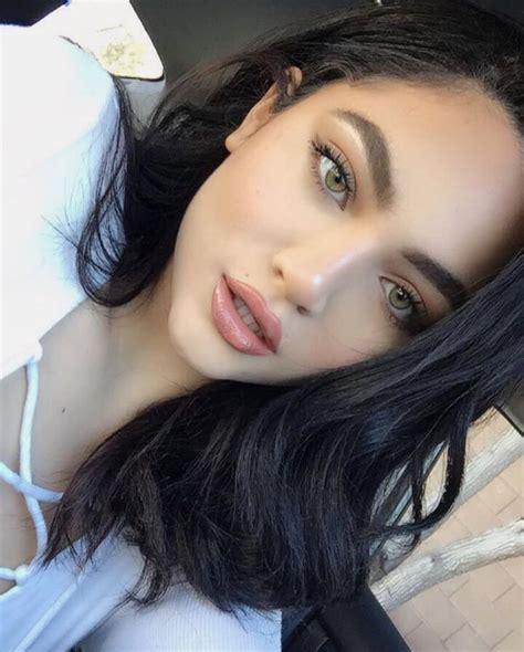 dark hair with grey models best 25 black hair green eyes ideas on pinterest dark
