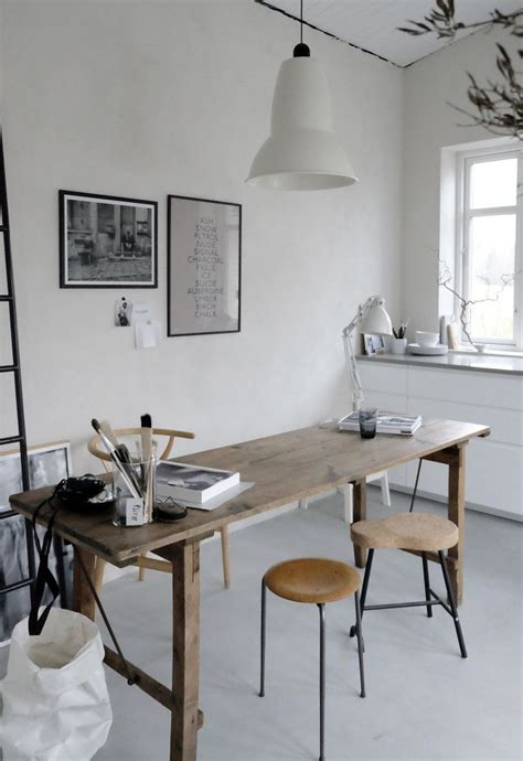 workspace inspiration stylisti scandinavian style workspace a collection of ideas to