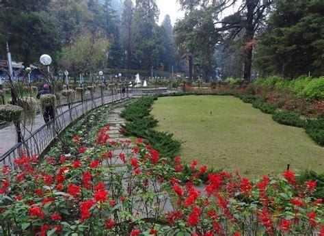 Garden Of Company Company Bagh Municipal Garden Mussoorie