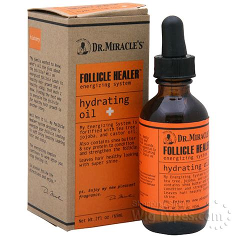 dr miracle hair dr miracles follicle healer hydrating oil 2oz wigtypes com