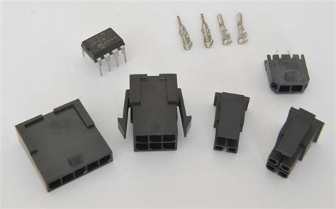 connector for common wire to board wire to wire connectors and crimp