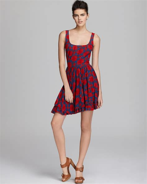MARC BY MARC JACOBS Dress   Sam Check Jersey   Bloomingdale's