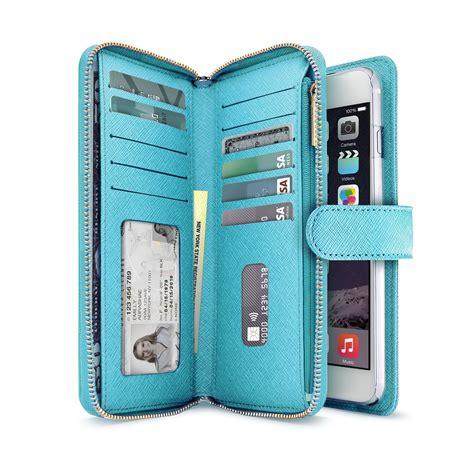 fancy leather iphone 6 6s 6 6s plus wallet wristlet make me iphone wallet