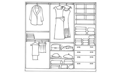 organizzare una cabina armadio come organizzare la cabina armadio per e per lui