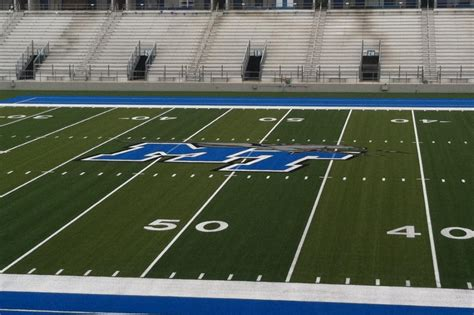 middle state middle tennessee state football stadium