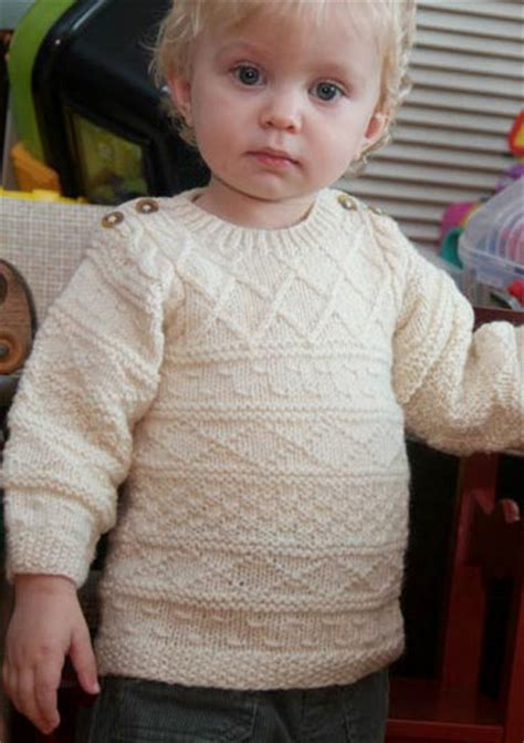 free gansey sweater knitting patterns easy on pullovers for babies and children knitting