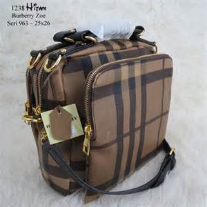 Tas Burberry Yoyoi Import Set tas branded murah grosir batam murah shop