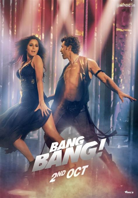 film india bang bang bang bang 2014 bollywood action movie poster