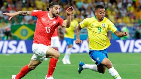 brasil vs suiza scratch empat 243 1 1 en el grupo e