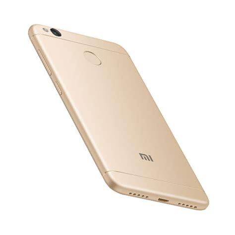 Xiaomi Redmi 4x New Gold Ram 2gb 16gb Garansi 1tahun xiaomi redmi 4x qualcomm snapdragon 435 octa 2gb ram
