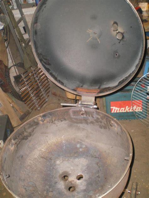 feuerschale selbst gebaut kugelgrill selbst gebaut seite 2 grillforum und bbq