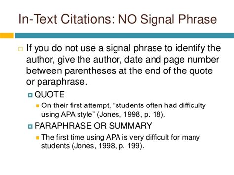 Quote Page Number In Essay by Apa Essay 3