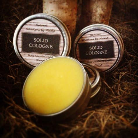 Parfum Solid Shop solid cologne
