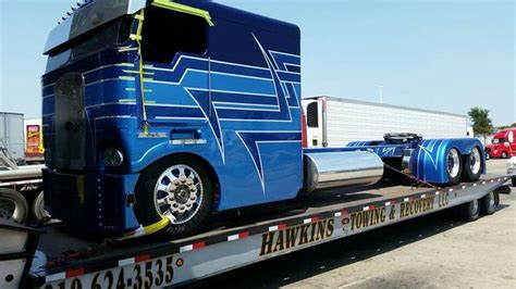 kenworth shop chrome shop cabovers shops and