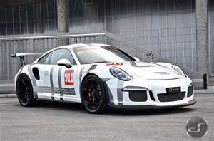 Porsche Line Race Line Style Am Porsche 911 991 Gt3 Rs Ds Tuning
