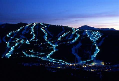 colorado night skiing