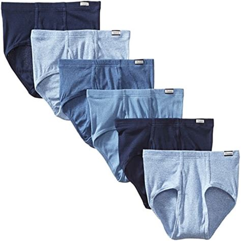 hanes comfort soft hanes men s 6 pack comfort soft mid rise brief assorted