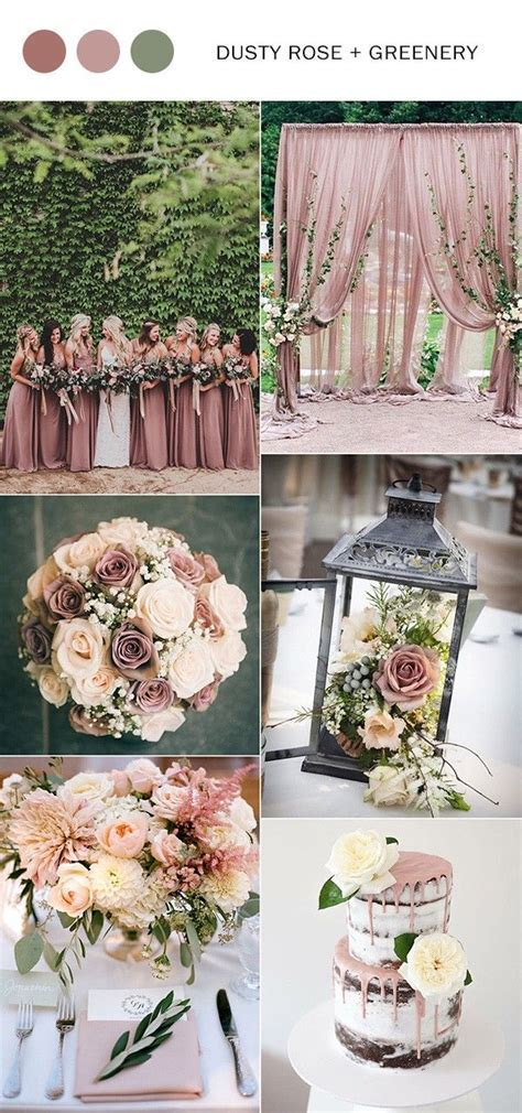 Top 10 Wedding Color Ideas for 2018 Trends   Wedding Color