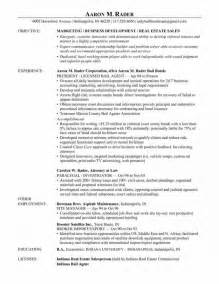 Real Estate Attorney Resume by Attorney Resume Tips