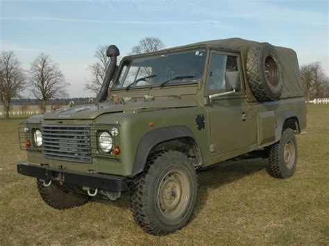 military land rover military rops and roll over protection systems safety