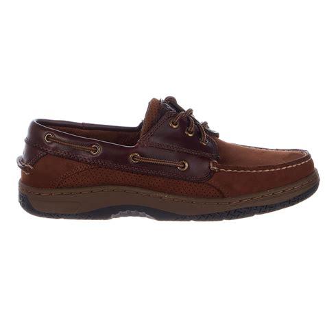 sperry top sider men s billfish 3 eye boat shoe sperry top sider billfish 3 eye boat shoe mens ebay