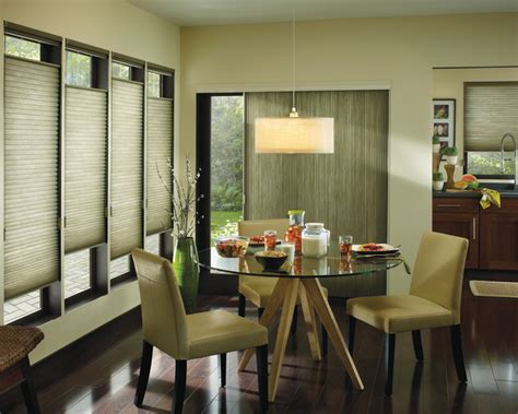 Dining Room Windows by Window Coverings