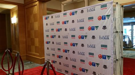 backdrop logo design step and repeat backdrop logo walls for red carpet events