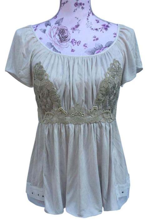 Louis Top Blouse louis vuitton blouse size 8 m tradesy