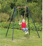 hedstrom single swing garden swings for adults shopstyle uk