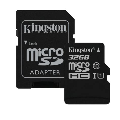 Micro Sd Class 10 Jogja Kingston Micro Sdhc 32gb Sd Adapter Uhs I Class 10 45 Mb S Sdc10g2 32gb