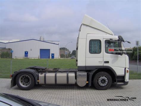 2008 volvo tractor volvo fm 340 2008 standard tractor trailer unit photos and