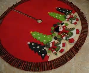 pie de arbol de navidad hermosos dise 241 os exclusivos imagui