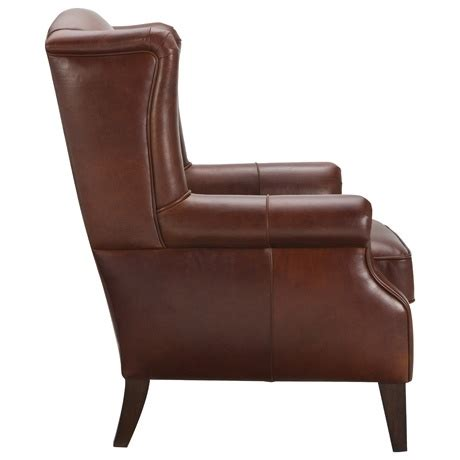 rustic leather wingback chair 17 best images about chair gallery on freedom