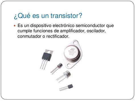 transistor o que é transistor o que 233 28 images electronic journal componentes eletr 244 nicos inventions