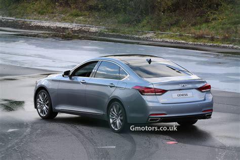 2014 Hyundai Genesis by 2014 Hyundai Genesis Saloon