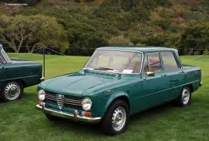 1971 alfa romeo giulia 1300 pictures history value