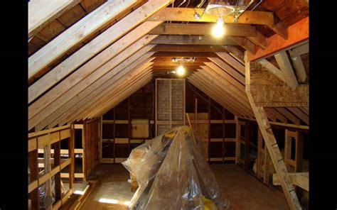 attic remodel  dormer youtube