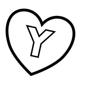 letter y in coloring page free printable coloring