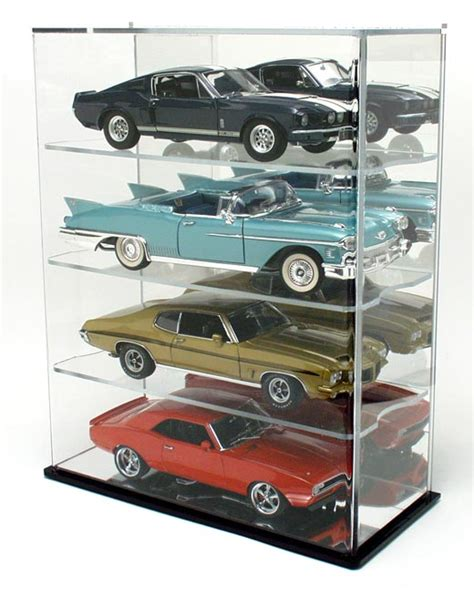 diecast car display cabinet 4 diecast car display case 1 24 display case by ncaseit