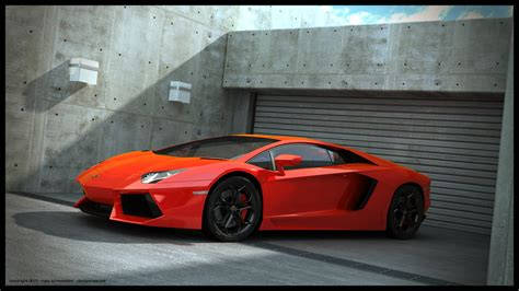 lamborghini parked blur parking lamborghini aventador car photo pictures