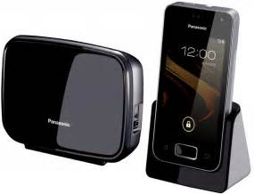 panasonic reveals android powered home phone wait what
