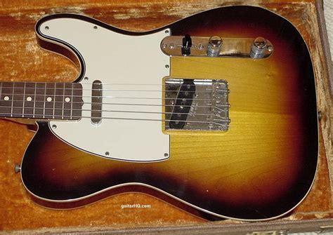 Handmade Telecaster - 1959 fender telecaster guitar 1960 fender tele custom