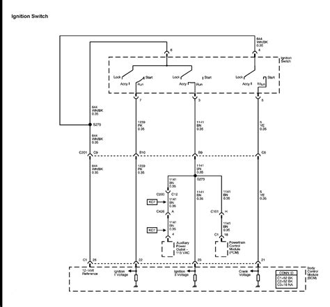 55 chevy color wiring diagram trifive 1955 1956 ignition