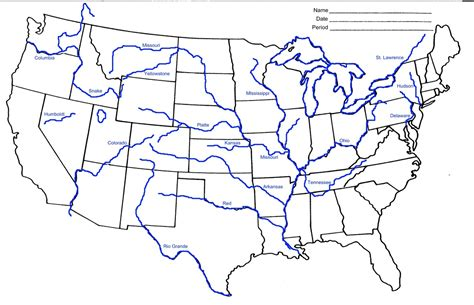 world river systems map river systems mr myrtue s world