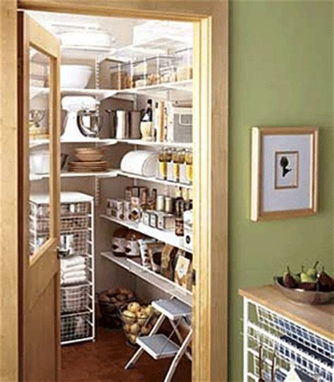 Open Pantry Storage Ideas by Kitchen Organization For Home Staging