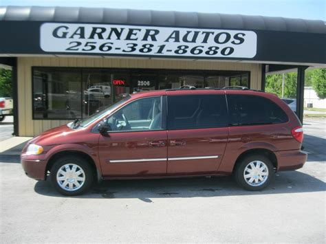 2007 chrysler town and country 2007 chrysler town and country information and photos
