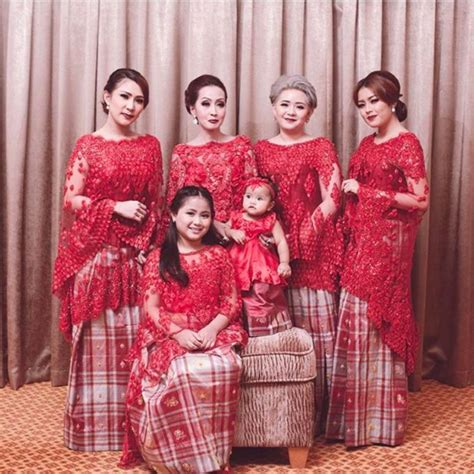 Kebaya Setelan Brokat Betwing Milo 956 best kebaya images on brokat kebaya and traditional dresses
