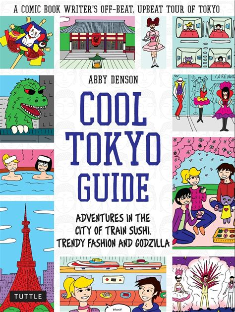 cool pictures of books review of cool tokyo guide 9784805314418 foreword reviews