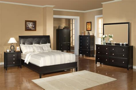 espresso bedroom sets olean espresso bedroom set von furniture