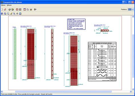 3d Home Software elementos de contenci 243 n muros pantalla